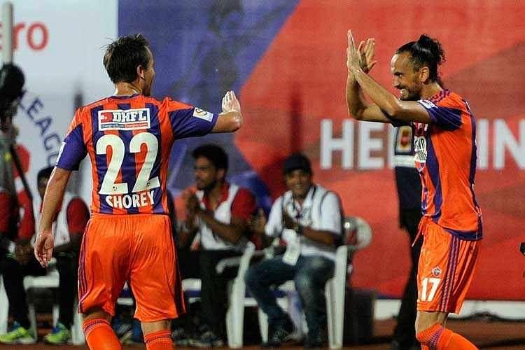 ISL Player Ratings: FC Pune City 3-1  Mumbai City FC