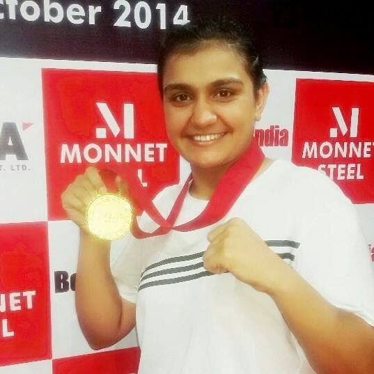 Interview with AIBA Women's Boxing Worlds silver-medallist Saweety Boora: Need more national-level tourneys