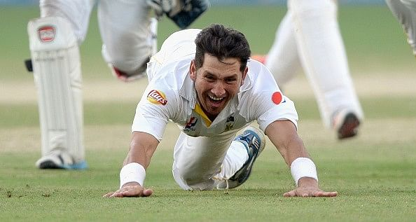 Yasir Shah will require four to five weeks for recovery from knee injury
