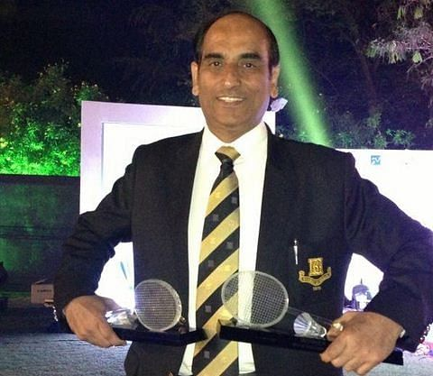 'Miracle Madman': How Shirish Nadkarni is defying odds to enter the badminton court once again