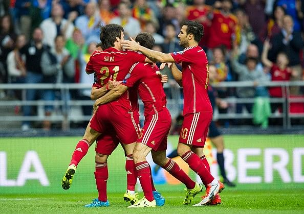 New FIFA rankings see Spain return to the top 10, India drop another 12 ranks