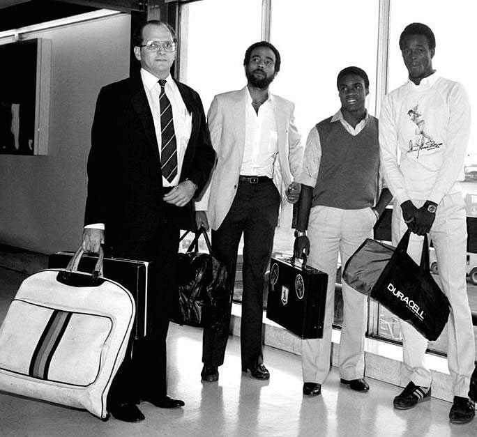 Former West Indies cricketer Steve Camacho passes away
