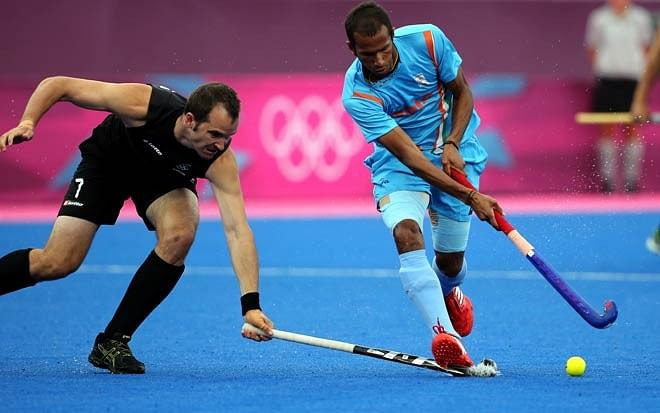 India clinch the hockey test series 2-1 in New Zealand after a draw in the final match