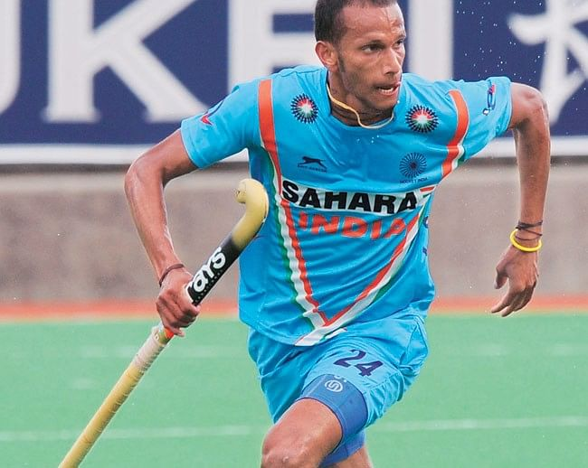 Interview with Indian hockey team half-back SV Sunil: We are getting better and better with each game