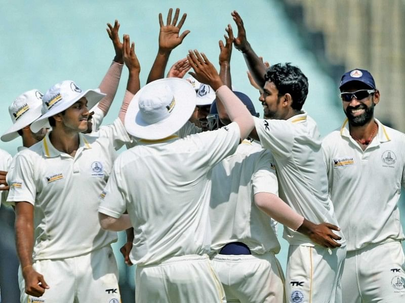 Tamil Nadu pull off a Houdini-esque recovery to stun Baroda in the Ranji Trophy: Day 3 Roundup