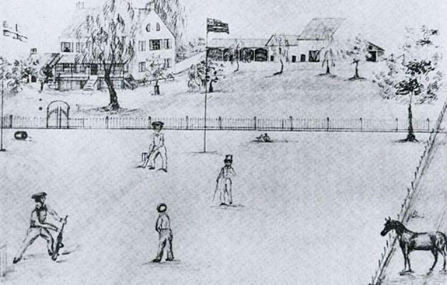 USA vs Canada (1844): The first ever International cricket match