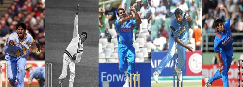 Stats: Comparing Zaheer Khan's record with the best Indian fast bowlers