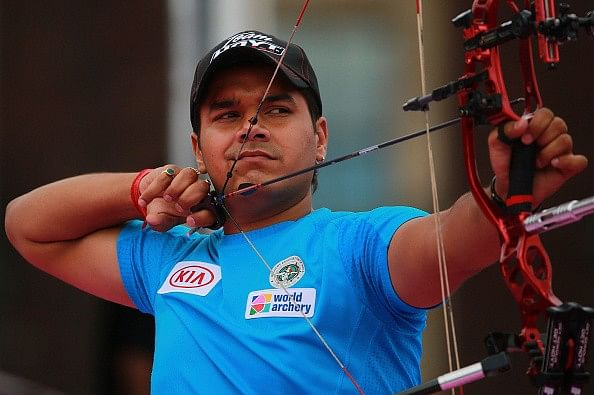 Abhishek Verma becomes first Indian to win a medal at the Archery World Cup final