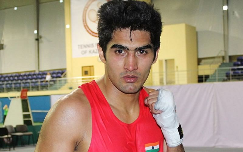 Vijender Singh's first professional fight will be broadcast live on Sony Six