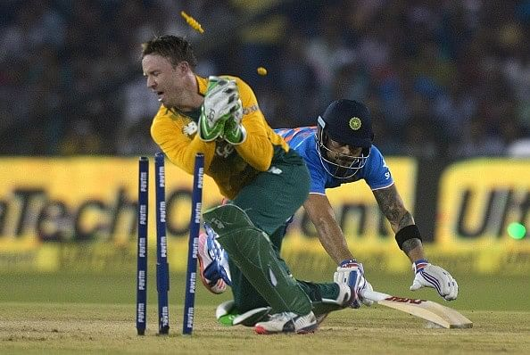 South Africa outclass India to clinch T20 series