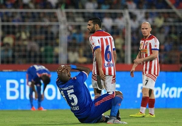 FC Goa defender Gregory Arnolin responds to racial abuse accusation by Baljit Sahni