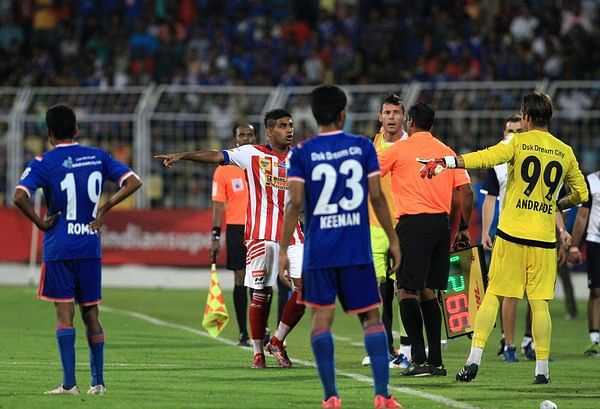 Explaining the 7 minutes of stoppage time at the end of FC Goa v Atletico de Kolkata