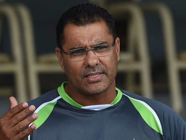 Waqar Younis confident about Pakistan's chances in the series