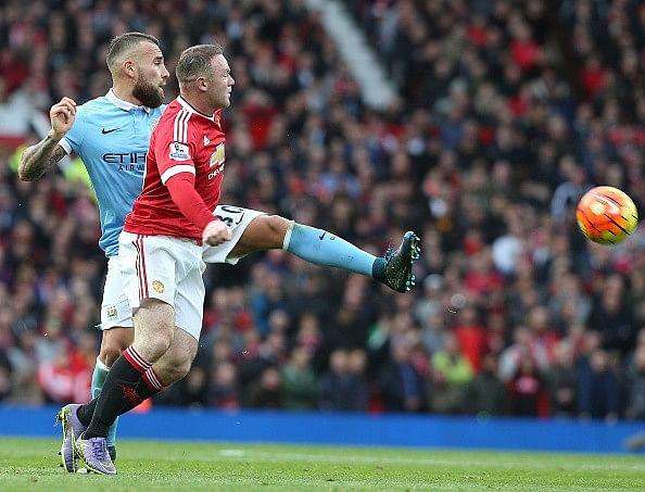 Wayne Rooney Derby