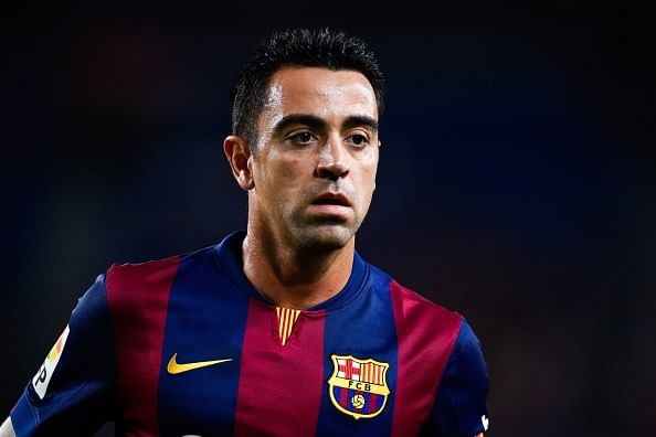 Xavi speaks about his World Cup memories and his desire to return to Barcelona