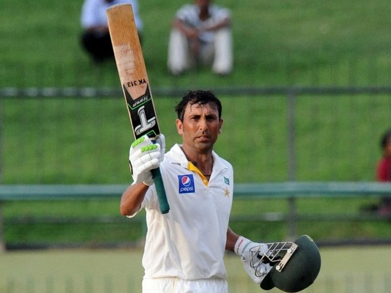 Younis Khan set to feature in history books as he closes in on Javed Miandad