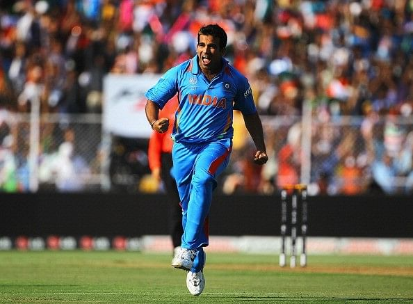 Interview with Zaheer Khan: