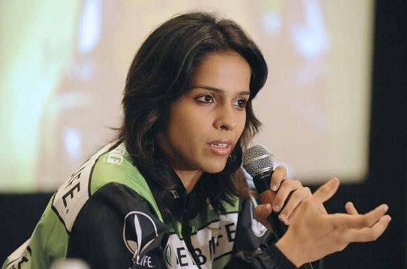 Saina Nehwal invests in a healthcare company