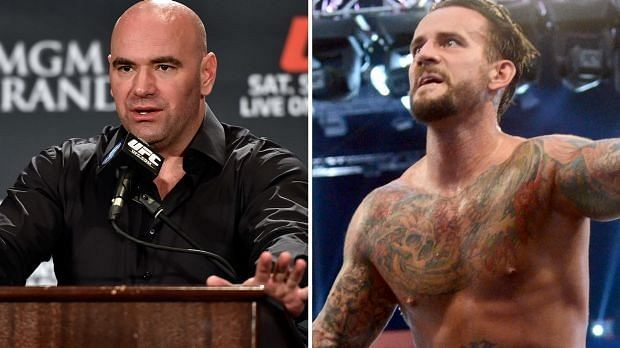 Dana White gives a huge update on Punk's impending debut, Rousey at WrestleMania 32?