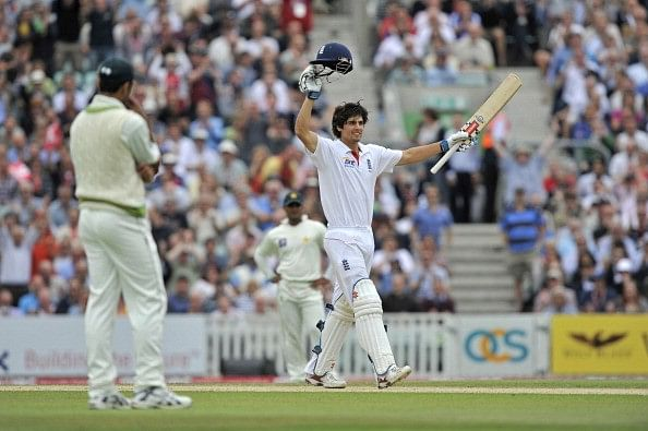 Alastair Cook - A symbol of resilience and defiance