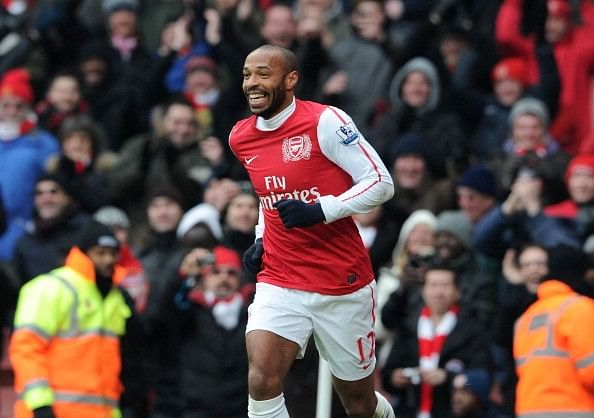 Why couldn't Juventus capitalise on Thierry Henry's obvious talents?