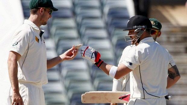 5 instances when the bowler broke a batsman's bat