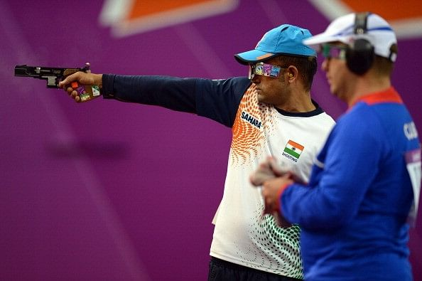 New Delhi to host Olympic Shooting qualifiers next year