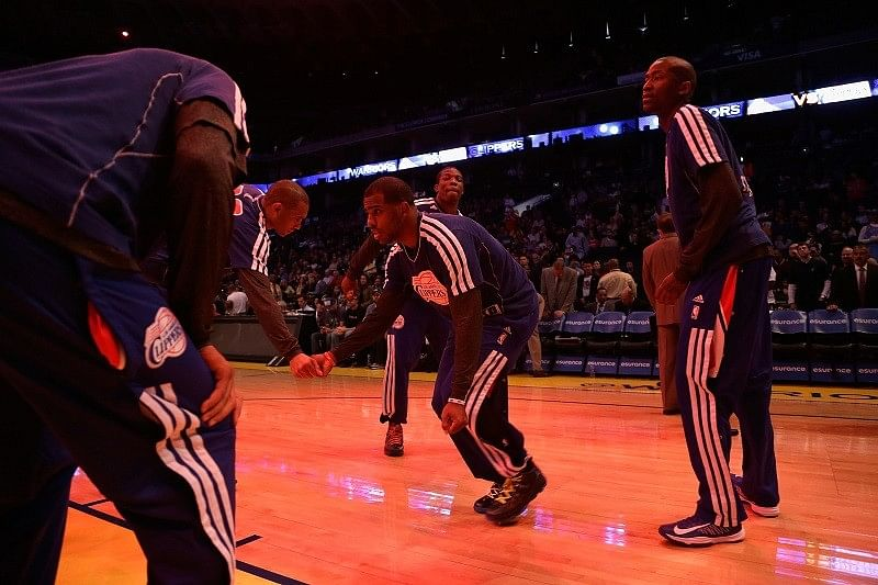 The 5 most unusual NBA pre-game rituals