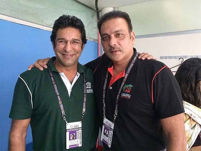 Wasim Akram changes stance over Nagpur pitch, Sanjay Manjrekar trolls him