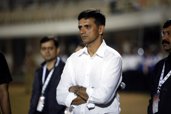 Rahul Dravid unhappy with the pitches in India