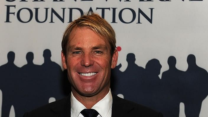 Shane Warne's charitable foundation under legal scanner