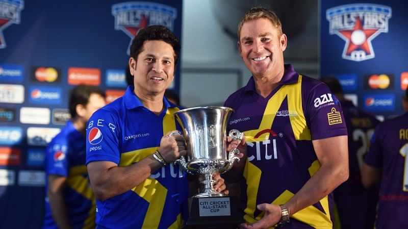 Childhood comes revisiting with Cricket All-Stars