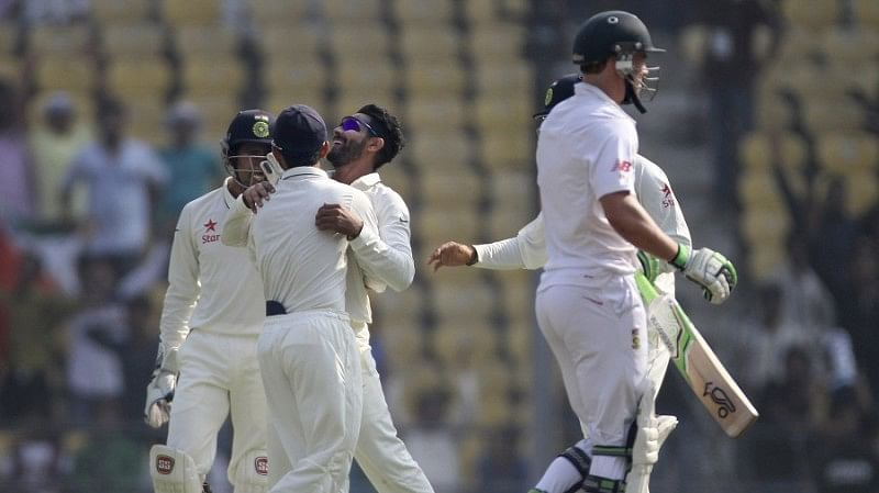 Stats: South Africa register lowest ever Test score against India
