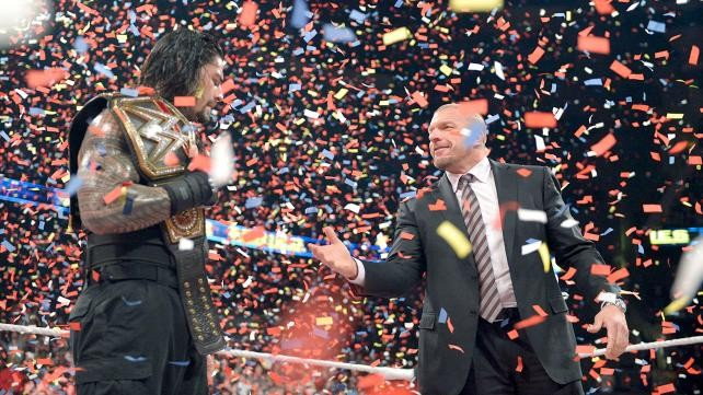 Backstage update on Reigns and the Authority, long-term plans, Maddox tweets