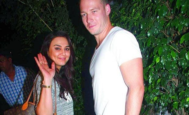 Preity Zinta denies dating South Africa cricketer David Miller