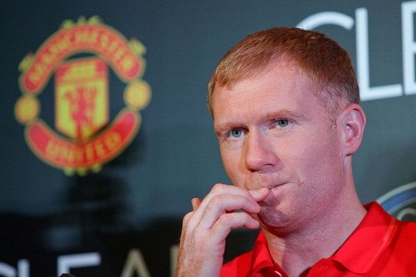 Paul Scholes says Manchester United need attacking football not LVG's philosophy