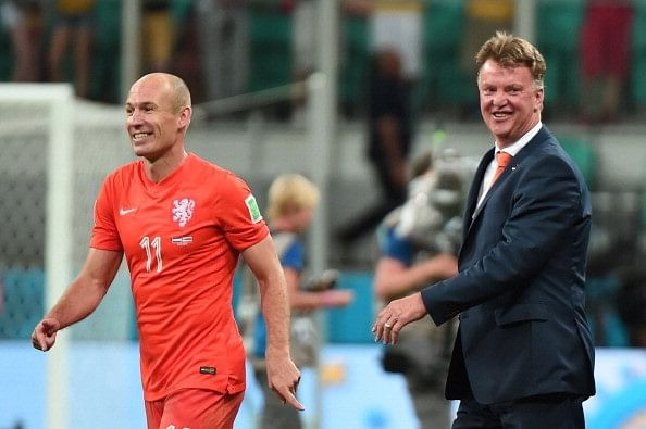Rumours: Manchester United to swoop for 'unhappy' Arjen Robben