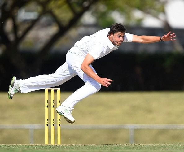 Marchant de Lange called up to South African squad for last two Tests vs India