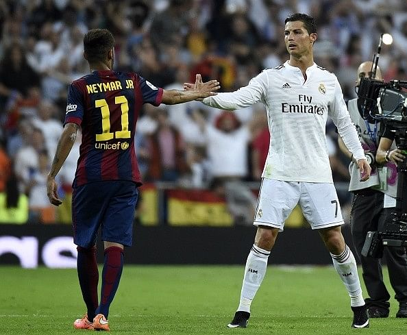 Rumours: Neymar to replace Cristiano Ronaldo as Nike's top brand ambassador