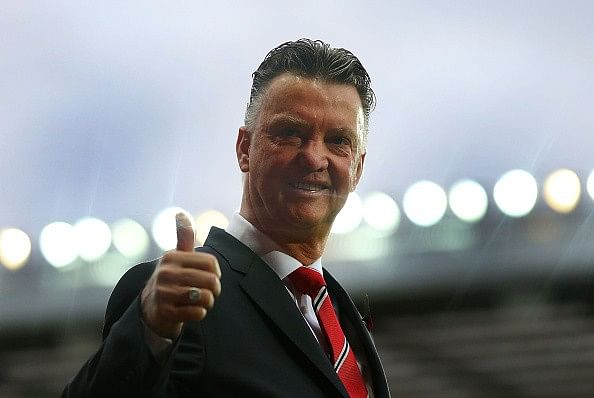 6 instances when Louis Van Gaal surprised everyone with his comments at Manchester United