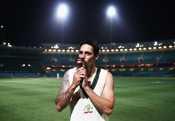 Stats: Mitchell Johnson's Career in Numbers