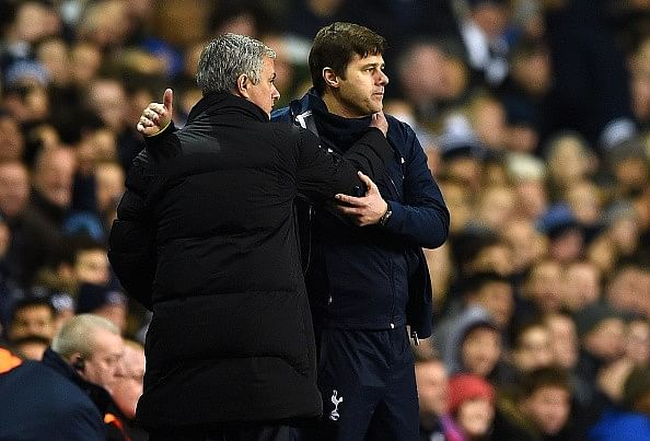 Jose Mourinho explains why Mauricio Pochettino's job as Tottenham manager is easy