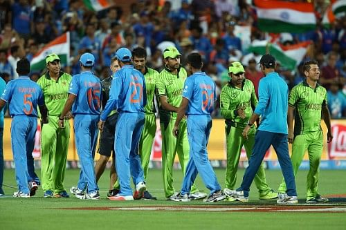 Video: Spoof of a cricket match between India and Pakistan (In Punjabi)