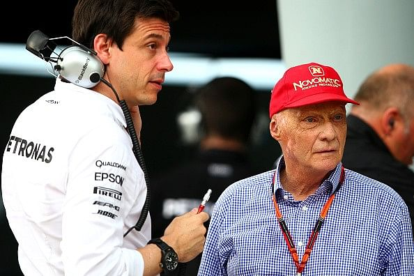 Niki Lauda plans to quit Mercedes AMG Petronas: reports