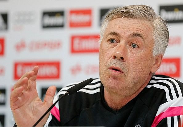 Carlo Ancelotti refuses to rule out return to Real Madrid