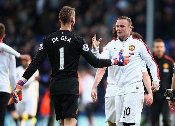La Liga president wants Wayne Rooney, David De Gea in Spain