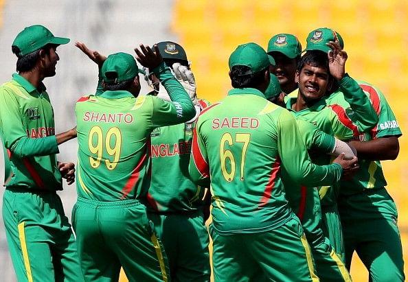 Under 19 Tri-Series: Bangladesh thrash clueless Afghanistan to reach the final