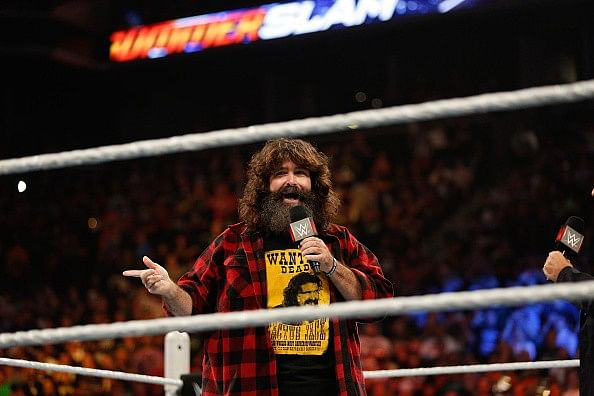 Mick Foley disappointed with WWE, RAW ratings see a huge drop