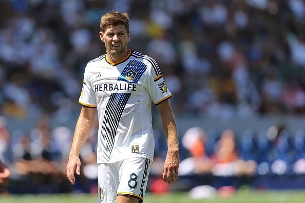 Steven Gerrard confesses he could retire at LA Galaxy in 2016