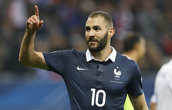Benzema arrested during investigation into alleged blackmail of Valbuena over sex tape